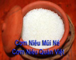 Thố Cơm niêu Mũi Né - Cơm Niêu Quán Việt